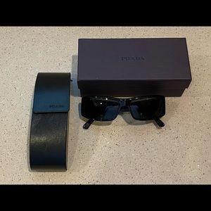 Prada Womens Sunglasses w/Case & Box